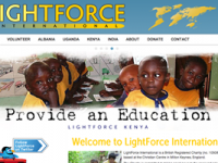 LightForce International, UK Non-Profit