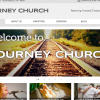 Journey Church, Church Website & Graphics